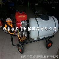绿化带抽水喷灌机 多功能手推式打药机