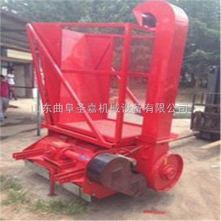 河南青贮秸秆回收机制造商 箱式秸秆回收机厂家直销