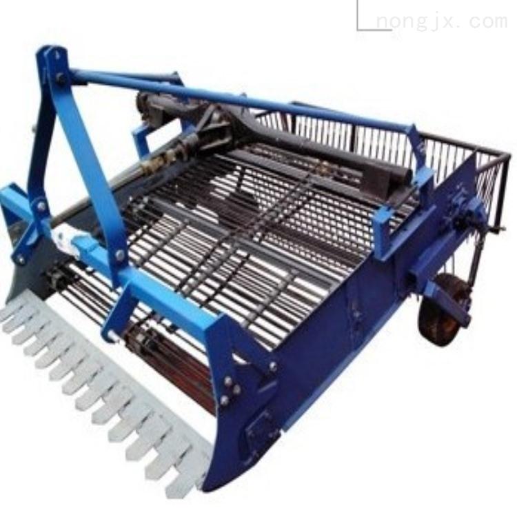 齐全-优质薯类收获机 紫薯挖掘机型号齐全