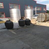湖北雙層小型釀酒設備圖片 不銹鋼酒罐價格