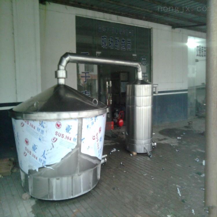 湖南小型家用蒸酒设备 白酒酿酒机报价