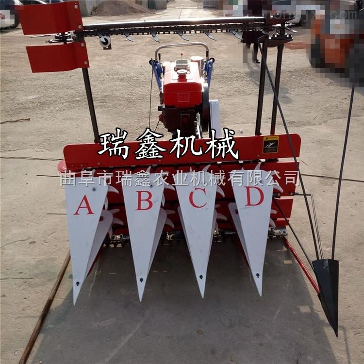 汽油动力辣椒收割机 优质新型大豆棉花收割机 甜叶菊割晒机