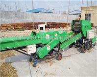 打捆包膜机 牧草保鲜 保养促进发酵的青贮包膜机