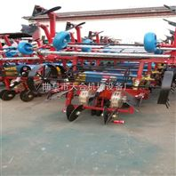 高效喷药覆膜机 农田耕种覆膜机 拖拉机带地膜覆盖机