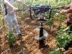 RZ-WK新型配套挖坑机 多功能植树挖坑机 挖窝机