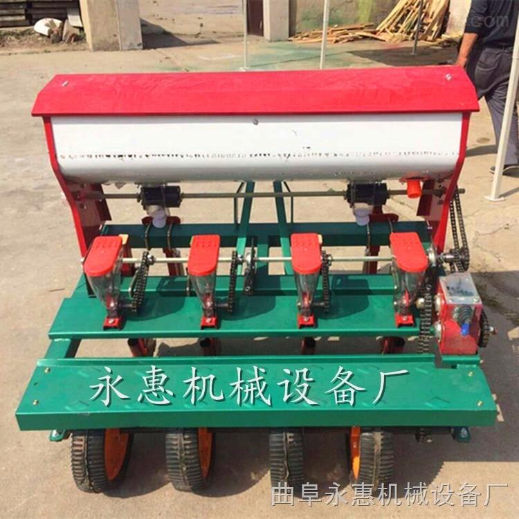 高粱免耕播种机厂家直销,加大加重型号的高粱、药才播种施肥机