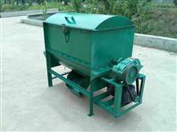 养殖饲料搅拌混料机方便好用  饲料搅拌机养殖场用大型搅拌机