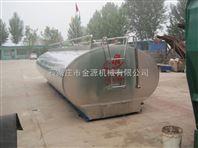 牛奶贮奶罐(运输罐)生产厂家