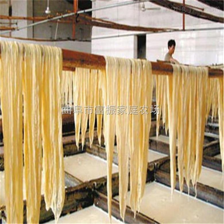 豆制品腐竹加工设备生产线 全自动油皮机腐竹生产设备手工油皮机