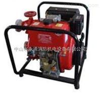 现货11匹马力单缸 柴油机排气自吸手抬式消防泵