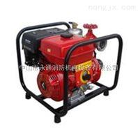 厂家供应9匹马力单缸 汽油机手起排气自吸手抬式消防泵