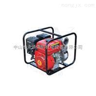 6匹马力单缸 汽油机手抬式消防泵排气自吸 手启动