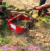 三点悬挂式土豆收获机 加宽耐用土豆挖掘机
