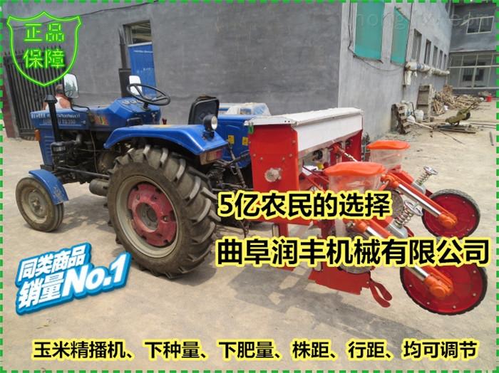 施肥播种机型号 玉米播种机 汽油播种机