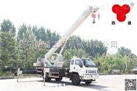 济宁四通高品质小型16吨汽车吊车