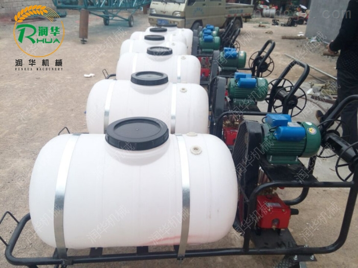 汽油动力喷雾器 高压喷药喷雾器 手推喷雾器