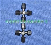 晋城沁水县耐磨、抗老化大棚微喷设备 吊悬微喷头厂家批发