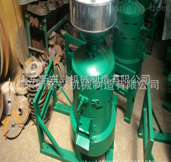 多功能小型碾米机