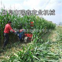 供应多用途谷物收割机 小地块农机割晒一体机 苜蓿草翻晒机