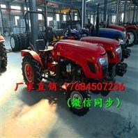 红色经典400大棚王四轮拖拉机 优质果园王多功能拖拉机