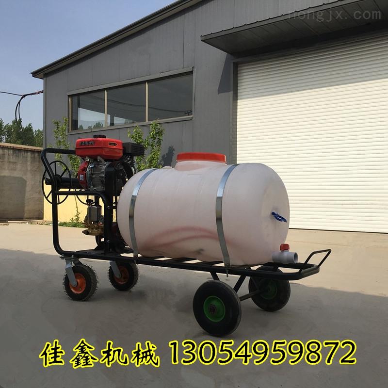 佳鑫大型园林打药车 多功能园林喷雾器多少钱