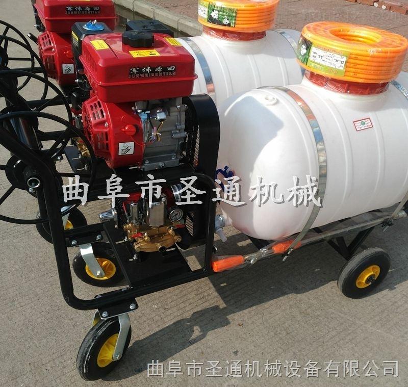 高品质手推式打药机 低故障耐用拉管喷雾器