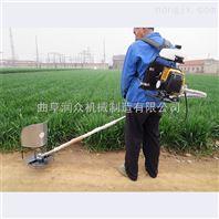 农用背负式割草机 打草机 果园锄草机