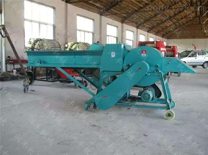 干草打捆机冬季储存饲料专用打捆包膜机