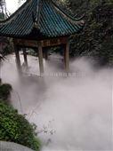 四川假山人造雾设备