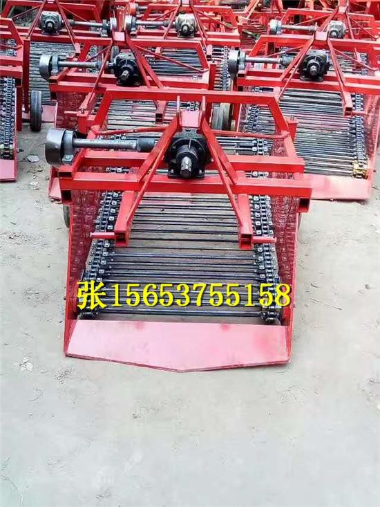 贛州紅薯收獲機價格  紅薯全自動挖掘機