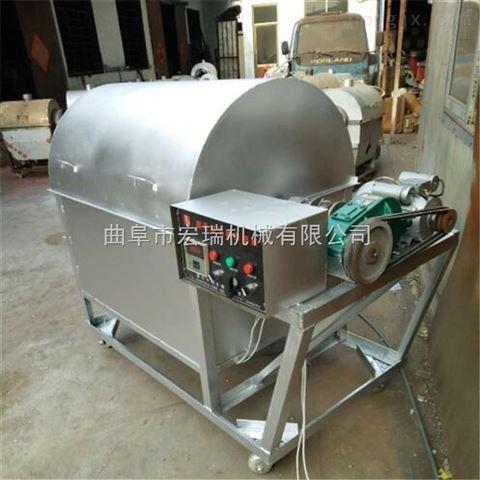 小型炒货机 炒板栗瓜子花生干货机器质量保证