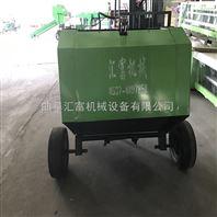 行走式打捆机优惠价格 操作简单的玉米秸秆打捆机