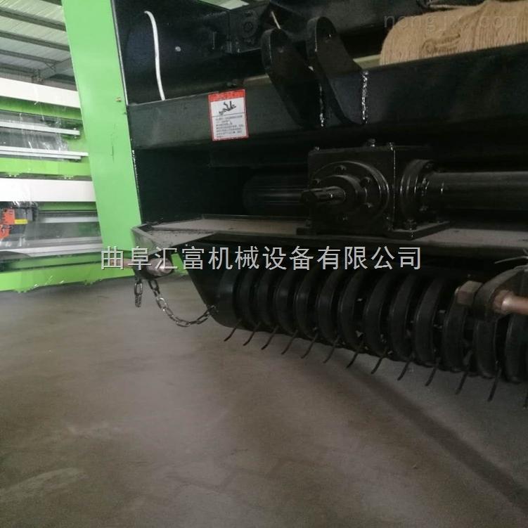 玉米秸秆行走式打捆机 捆机现货销售
