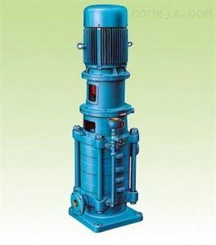 高效DL型立式多级清水离心泵