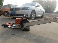 锯齿挖树机规格 新款断根移栽机 起树机