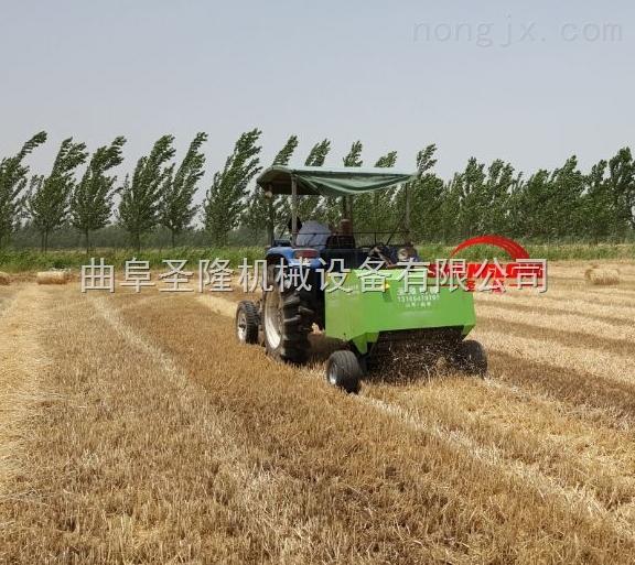 小麦秸秆打捆机