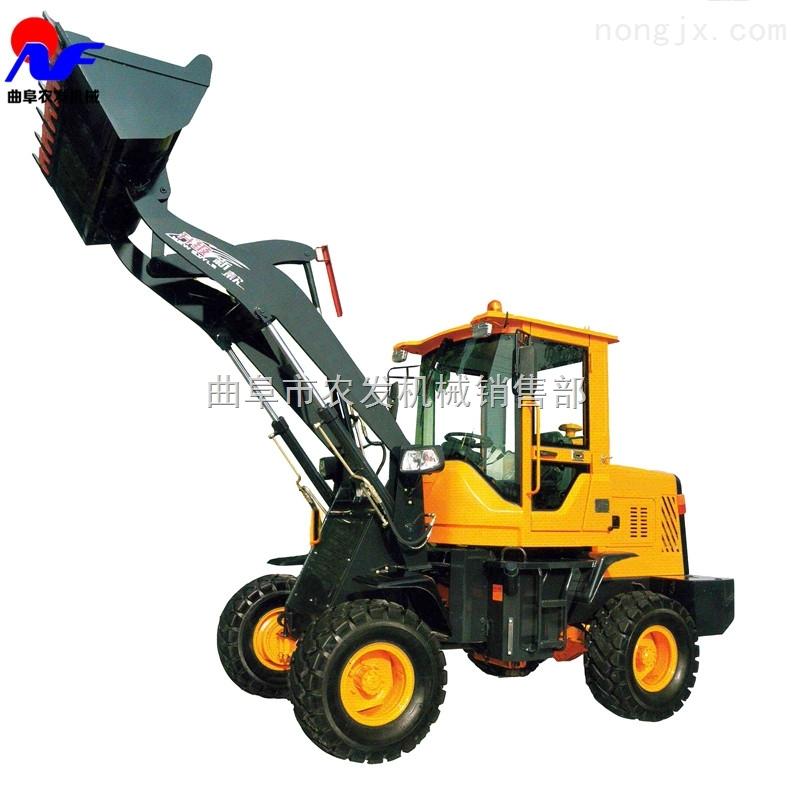 敦煌市出售全新工程装载机 农发建筑工地专用小铲车