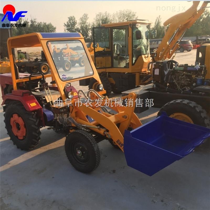 文縣建筑工程單臂裝載機 農發山東供應輪式裝載機