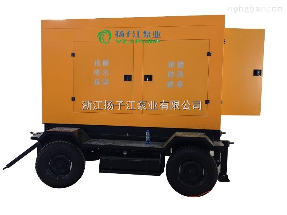 厂家供应ZW300-280-14自吸排污泵 自吸式无堵塞排污泵 柴油机自吸泵