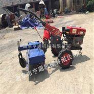 12马力农用拖拉机 多功能耕地机 家用手扶双面犁图片