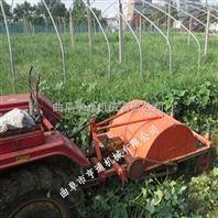 收双垄的红薯割秧机 杀秧机价格