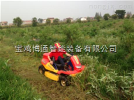 乘坐式割草機