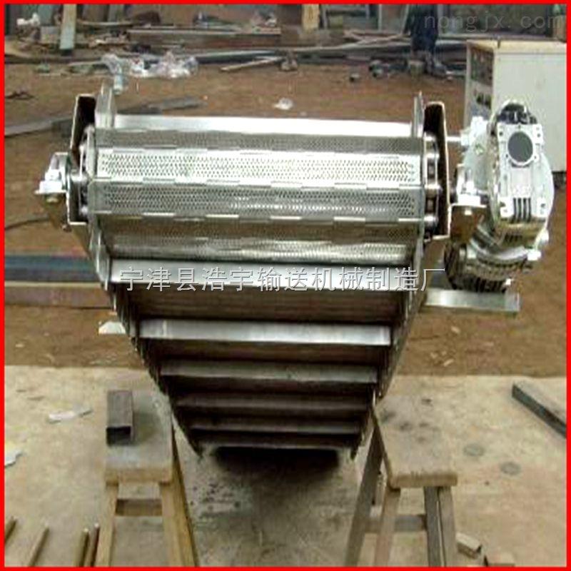 山东热销链板提升机 定制大型提升机 来与定制加工