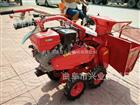山区丘陵掰玉米棒子机 新型玉米收获机 手扶自走玉米收获机