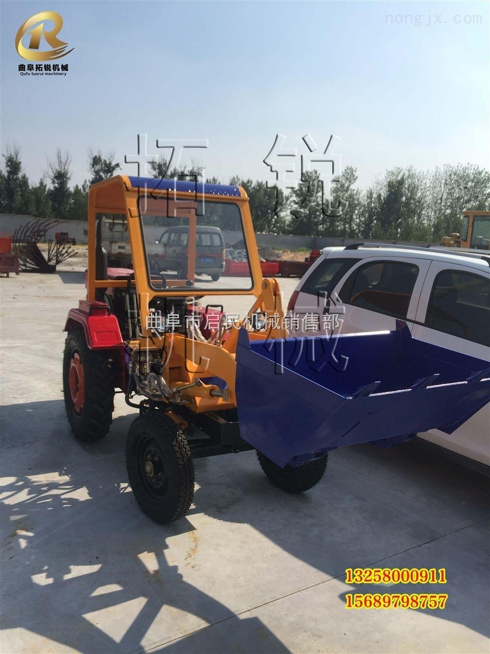 德令哈市輪式裝載機 啟民農牧施工用輪式裝載機 節能高效耐用
