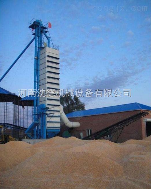 大型水稻烘干机,玉米干燥机设备赚钱有妙招