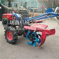 新型手扶旋耕机 15马力手扶拖拉机 农用硬土翻土机