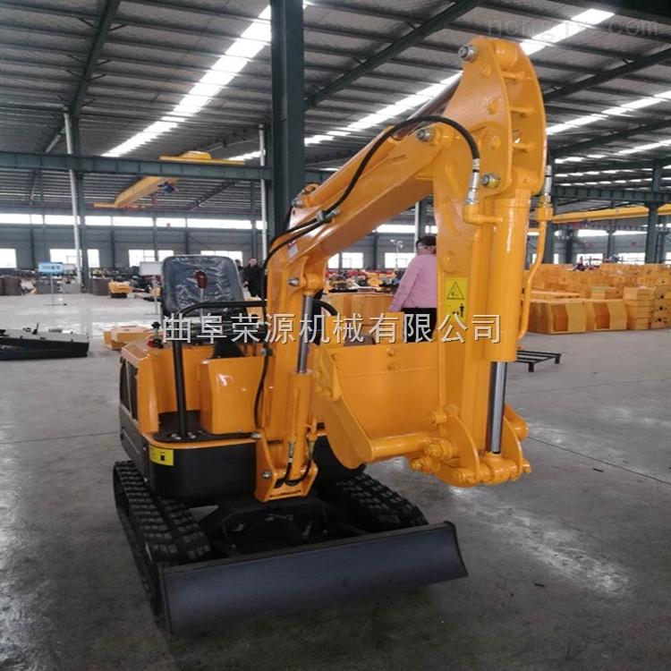 挖溝用的高效挖掘機批發價 大批量的電動挖掘機價格