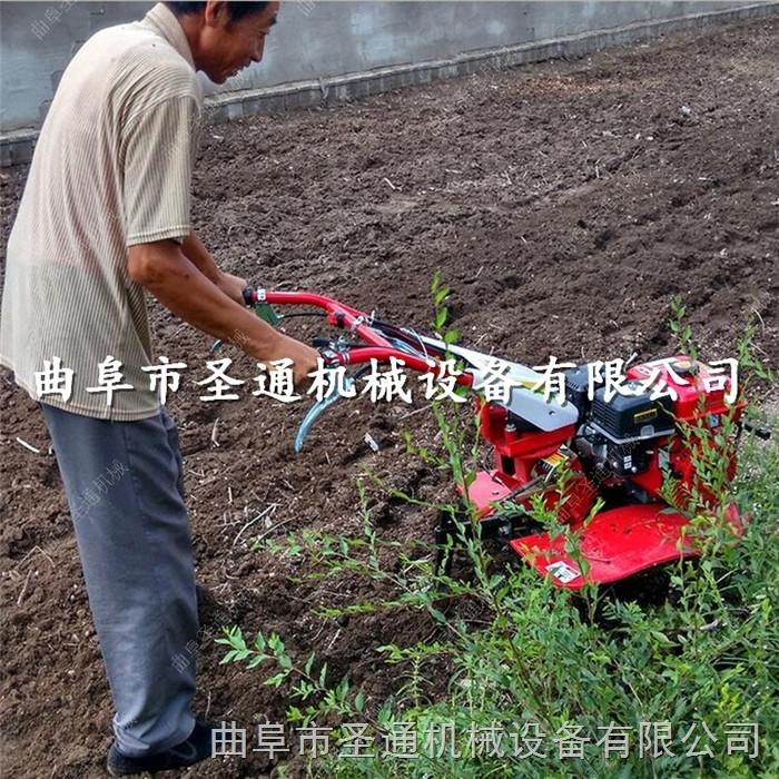 汽油輕便微耕機 自走式果園深松翻土機