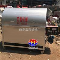 炒货机多少钱一台 多功能炒货机厂家 200斤翻炒机价格